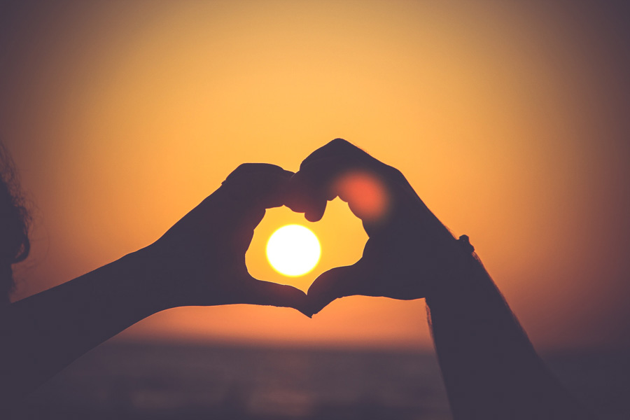 A través de las emociones: el amor